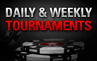 Daily & Weekly Tournaments