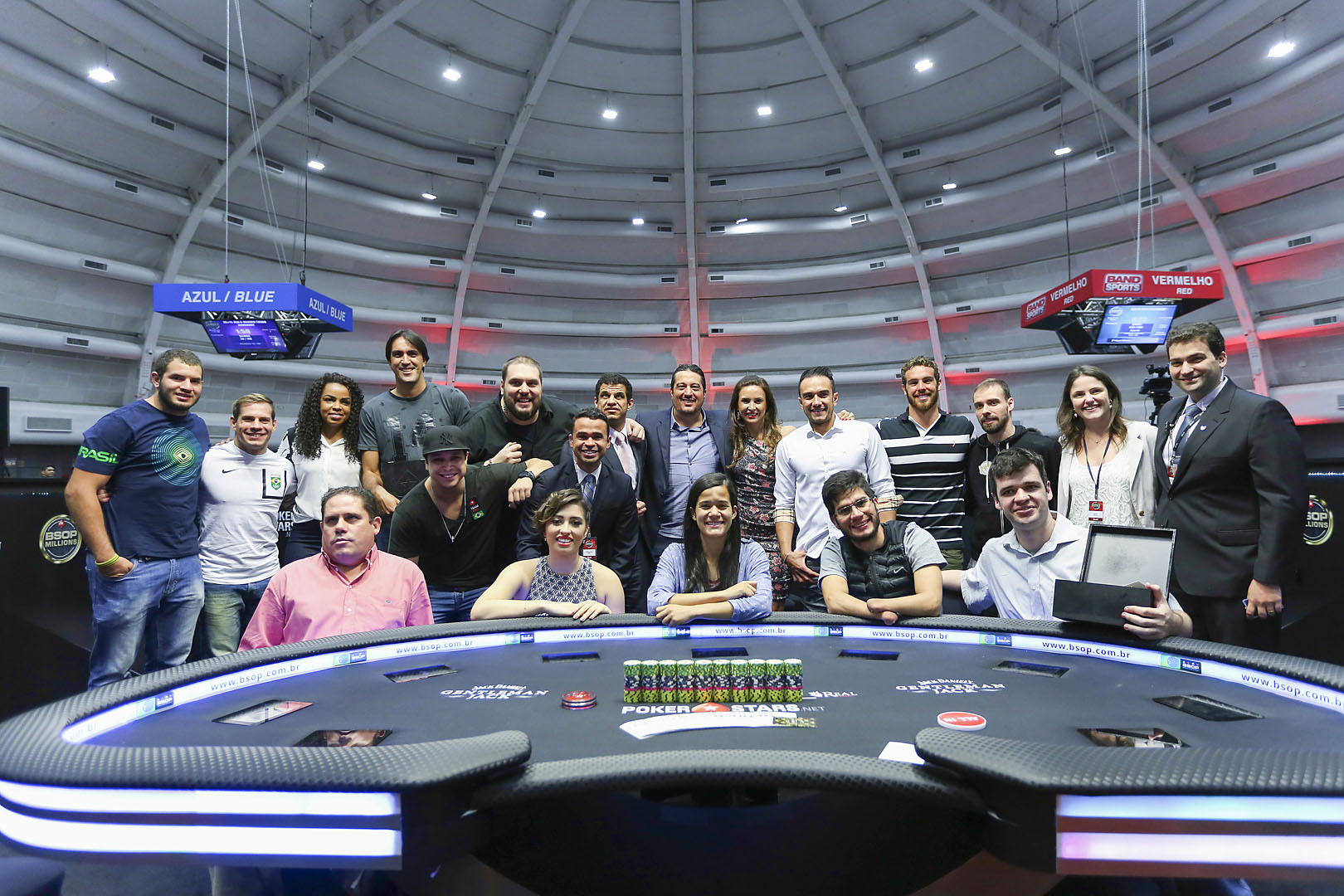 BRAZILIAN SERIES OF POKER SHOWS POKER IS A GAME FOR EVERYONE