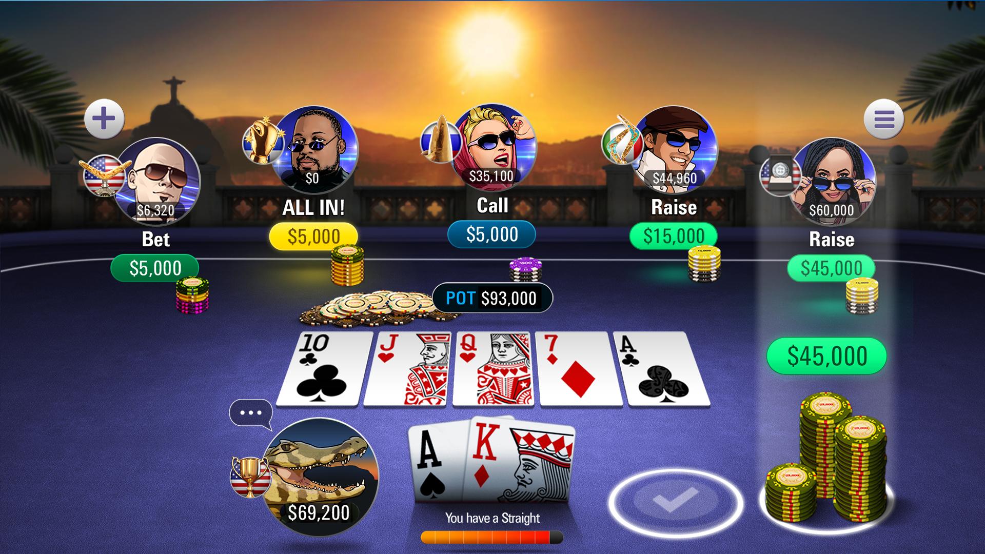 Pokerstars casino games not working